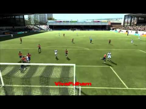 Fulham vs Arsenal 2-1 1-2 All Goals + Highlights 02/01/12