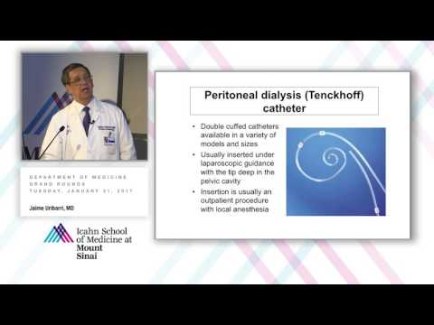 Update on Peritoneal Dialysis