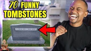 Video The TOP 70 FUNNIEST Tombstones EVER | Alonzo Lerone MP3, 3GP, MP4, WEBM, AVI, FLV Oktober 2018