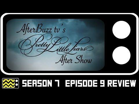 Pretty Little Liars Season 7 Episode 9 Review w/ Lindsey Shaw   AfterBuzz TV
