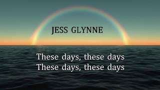 These Days - Rudimental  (ft Dan Caplen, Jess Glynne, Macklemore)