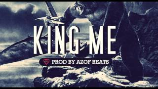 Download Lagu | KING ME |  HARD TRAP HIP HOP BEAT INSTRUMENTAL| AGRESSIVE RAP BEATS ( PROD BY AZOF BEATS ) Mp3