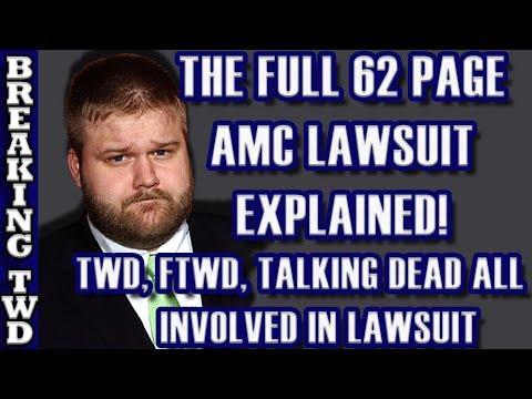TWD Canceled? AMC Lawsuit EXPLAINED | Robert Kirkman SUES over Walking