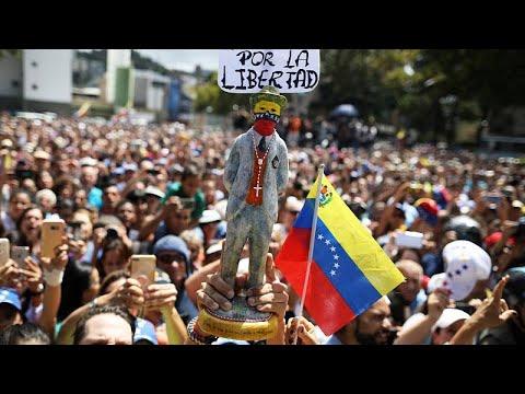 USA / Venezuela: Verhandlungen mit Machthaber Maduro