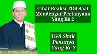 Video Sesi Tanya Jawab Bersama Tuan Guru Bajang | TGB TERBARU MP3, 3GP, MP4, WEBM, AVI, FLV Agustus 2019