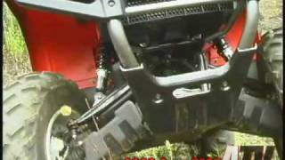 9. ATV Television - 2003 Yamaha Grizzly 660 Quick Test