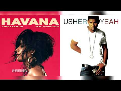 Video Camila Cabello x Usher - Havana Yeah! (Mashup) (Feat Lil Jon, Ludacris) download in MP3, 3GP, MP4, WEBM, AVI, FLV January 2017
