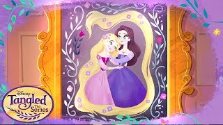 Rapunzel is back in Corona, and she is excited to learn she is more like her mother, Queen Arianna, than she thought! Official Site: http://www.disneychannel.comLike Disney Channel on Facebook: https://www.facebook.com/disneychannel Follow @DisneyChannel on Twitter: https://twitter.com/disneychannel Follow @DisneyChannel on Instagram: http://instagram.com/disneychannel