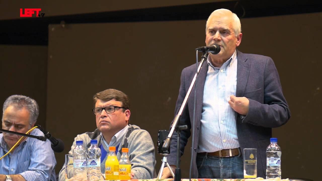 Κυβέρνηση ΣΥΡΙΖΑ σε μια Ευρώπη που αλλάζει -Νίκος Σκορίνης