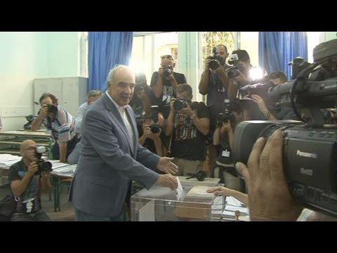 Δήλωση του Ε.  Μεϊμαράκη  μετά την άσκηση του εκλογικού του δικαιώματος