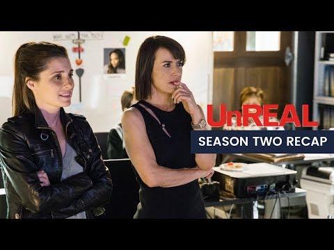 A handy 3 minute recap of UnREAL season 2