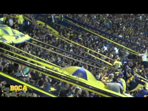 Son los comegatos son los putos de Rosario / BOCA CAMPEÓN 2015 - La 12 - Boca Juniors