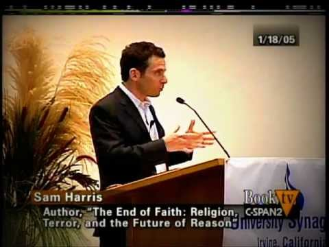 the end of faith by sam harris essay Nothing that hedges said subsequently (or wrote in his essay) indicates  sam  harris is the author of the bestselling books the end of faith,.
