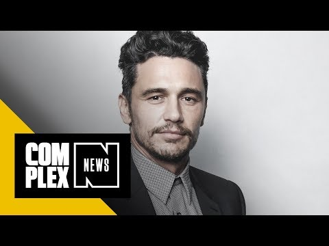 James Franco Denies Sexual Assault Allegations On Colbert