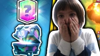 SAVA OTVARA LEGENDARY CHEST | Clash Royale