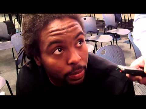 Tavon Wilson Interview 12/20/2011 video.