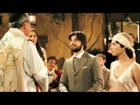 il segreto - gonzalo e maria si sposano