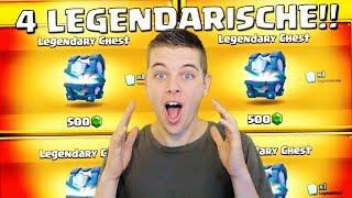 Over deze video: ik open 4 legendarische kisten, en die 4 kaarten moet ik gebruiken in mijn deck! :D ▸ Clash Royale challenge in...