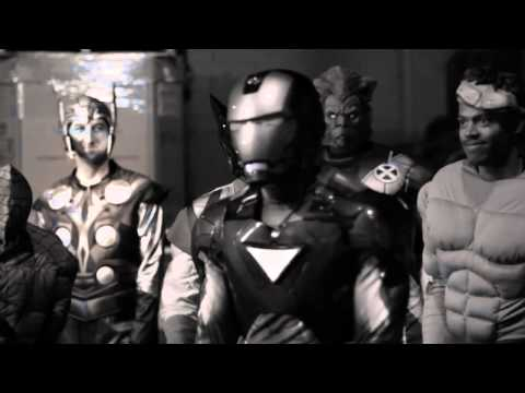 Avengers Super Hero Cypher BET 2012 #LOL
