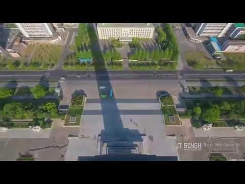 Новое видео из Северное Кореи