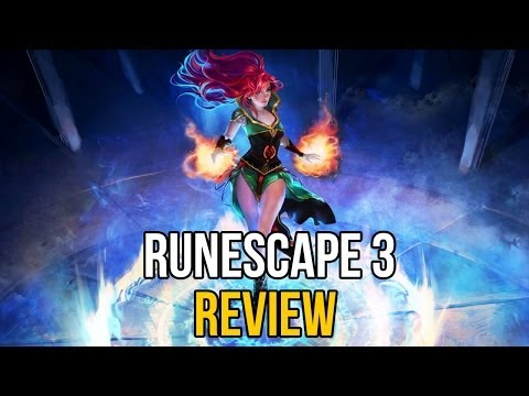 RuneScape 3 (Free MMORPG): Game Review 2014