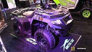6. 2017 Arctic Cat Alterra 400 Recreational ATV - Walkaround - 2016 Toronto ATV Show