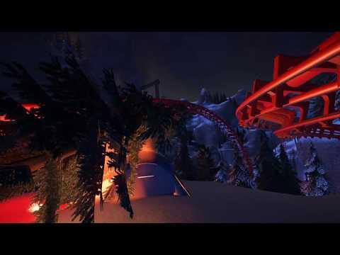 Mountain Rescue – X-Dimension Coaster