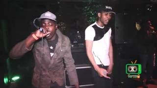 Mack Done ft Cliff - I don't understand (Live Performance)