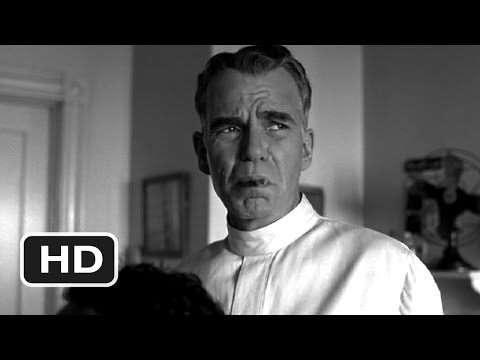 The Man Who Wasn't There (2001) - I Just Cut The Hair Scene (1/10) | Movieclips
