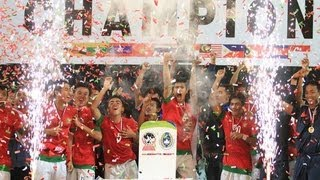 Video Selebrasi INDONESIA JUARA Piala AFF U19  (Angkat Piala) MP3, 3GP, MP4, WEBM, AVI, FLV Mei 2018