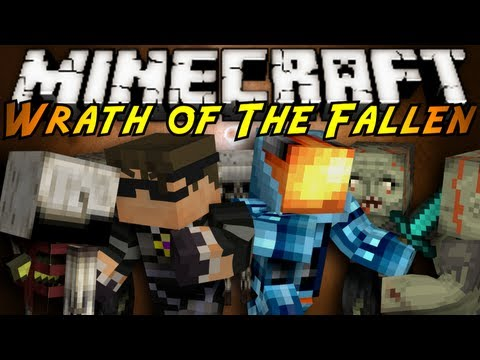 Minecraft: Wrath of the Fallen Part 1!