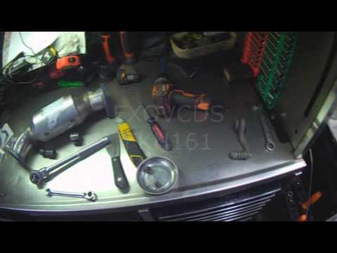 Audi B6: 1.8T AMB Catalytic Converter Replacement