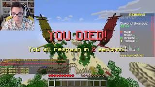 Il team più inutile della storia!! - Minecraft Bedwars