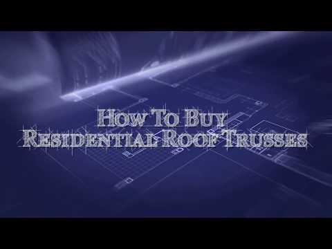 How to buy trusses at Menards