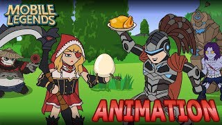 Video MOBILE LEGENDS ANIMATION #23 🎬 THE MAKING OF THE DUELLISTS AND BLOOPERS MP3, 3GP, MP4, WEBM, AVI, FLV November 2018