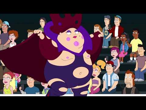 American Dad Steve's fashion show
