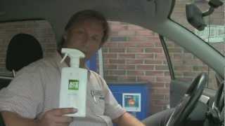 Hvordan vaske bil innvendig