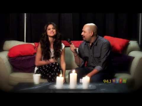 Selena Gomez Interview with Tony Cortez