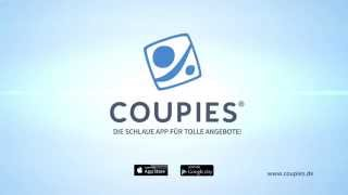 COUPIES Coupons im Supermarkt YouTube video