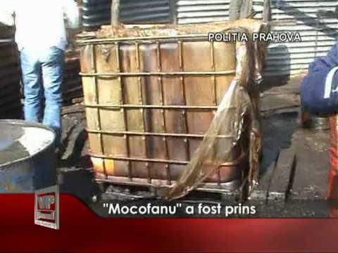 Mocofanu a fost prins