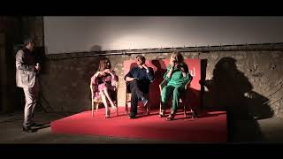 Gabriele Muccino, Sabrina Impacciatore e Sandra Milo all'Ischia Film Festival 2018
