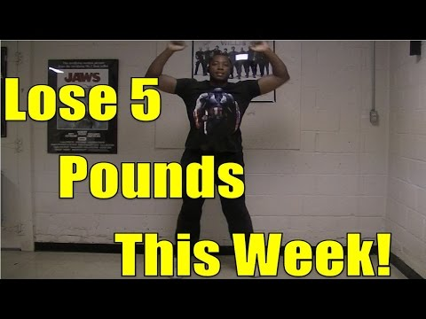 Jumping Jack Weight Loss Workout #2 (Lose 5 pounds THIS WEEK!)