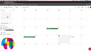 Google Calendar Tutorial 2018 - Quick Start Training