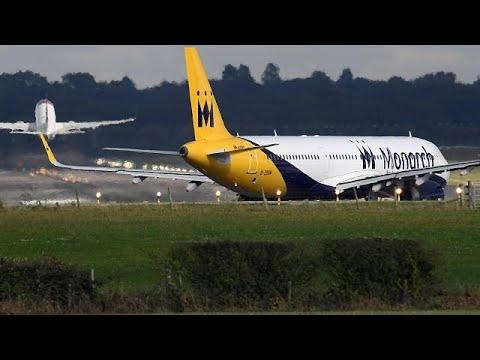 Τίτλοι τέλους για την Monarch Airlines