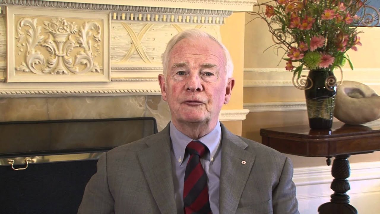 Governor General of Canada Sends his Greetings to COLS 2012