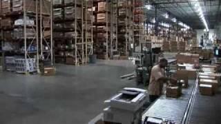 Langham Logistics Indiana Hub