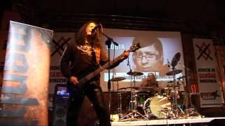 Video České Budějovice Live 22.12.2012 - Temné síly