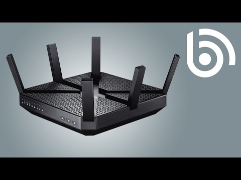 TP-LINK Archer C3200 Tri-Band Router with Smart Connect Overview