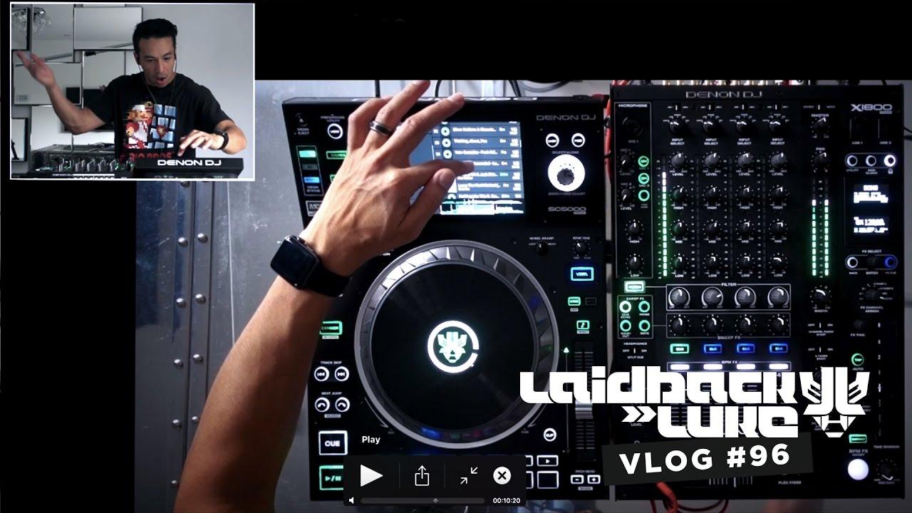 Laidback Luke - In My Mind Part 3, DJ set on one deck 2017