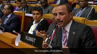 נציג הפרלמנט הכוויתי גירש את נציג ישראל מהאולם של הכינוס הבין-פרלמנטרי הבינלאומי